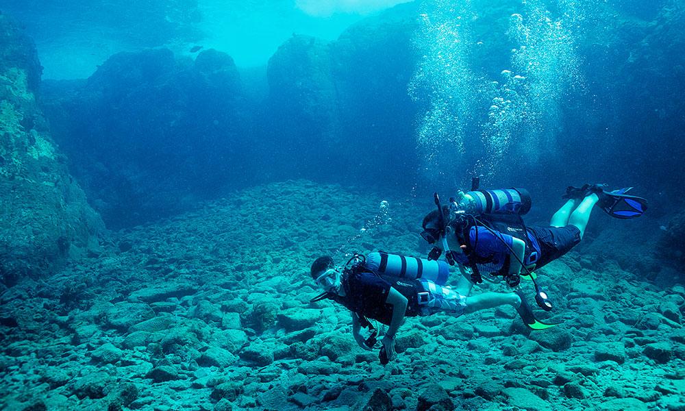 Neptune Adventure | Teen Scuba Diving Camp | ActionQuest