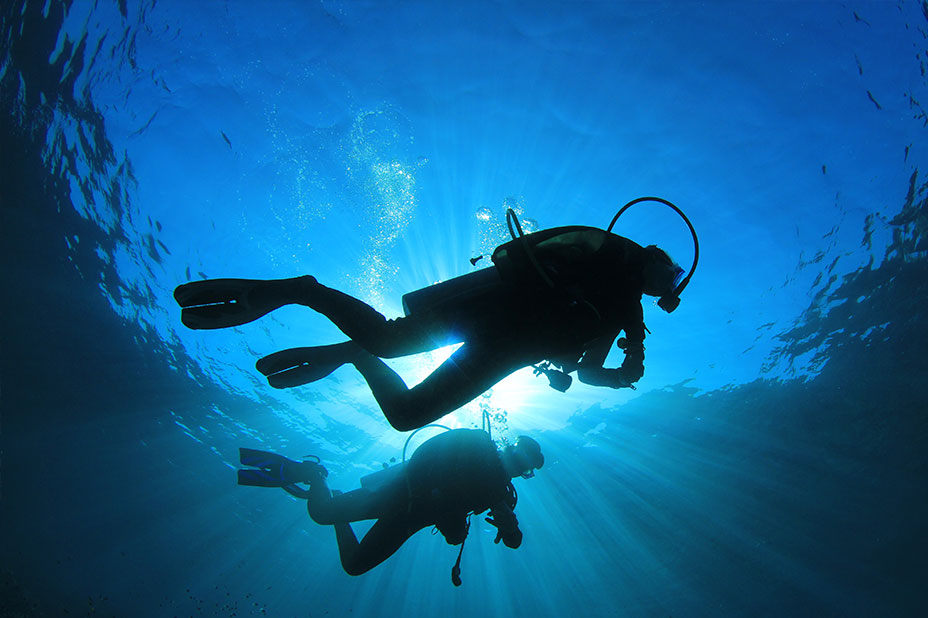 Aquarius Adventure | Advanced Scuba Summer Camp | Sailing Program